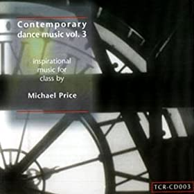 Music for Contemporary Dance Vol 3.