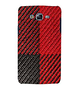 printtech Woolen Thread Pattern Back Case Cover for Samsung Galaxy J7 (2016 ) /Versions: J710F, J710FN (EMEA); J710M (LATAM); J710H (South Africa, Pakistan, Vietnam) Also known as Samsung Galaxy J7 (2016) Duos with dual-SIM card slots Asia/China model with 1080p display and 3 GB RAM