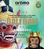 Aromo 'Bali Bali' ESE 44mm Coffee Pods 100 of Premium Balinese espresso
