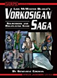 GURPS The Vorkosigan Saga Sourcebook and Roleplaying Game (1556345771) by Cogman, Genevieve