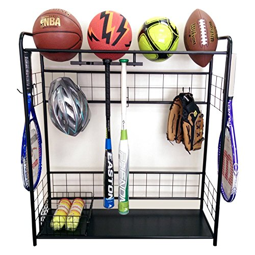 Why Should You Buy JJ International Sports Organizer Storage Rack