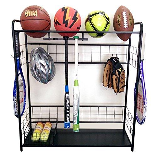 Why Should You Buy JJ International Sports Organizer Storage Rack