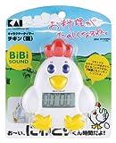 貝印 キャラクタータイマー チキン DX-5082