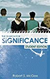 The Search for Significance Student Edition (0849944465) by McGee, Robert S.