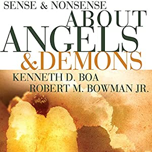 Sense and Nonsense about Angels and Demons Audiobook
