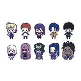 ラバーストラップコレクション Fate/stay night chapter1 (キャラクターストラップ) BOX