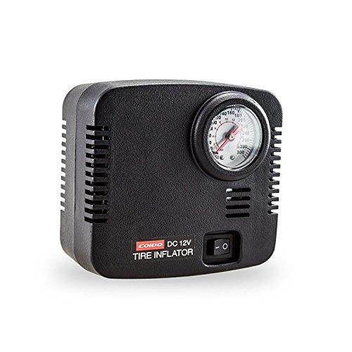 AUTO-VOX 300 PSI 12V DC Portable Air Compressor Pump Tire Inflator For Cars, Trucks, Bicycles and Basketballs (Auto Air Compressor 12v compare prices)