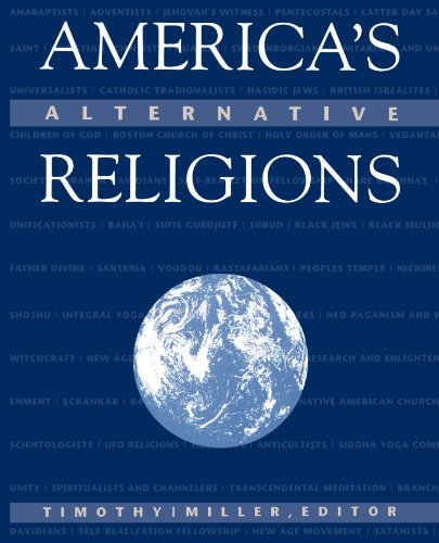 America's Alternative Religions (Suny Series in Religious Studies) (Suny Series, Religious Studies) (Alternative Religions compare prices)