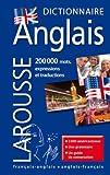 Dictionnaire Larousse Poche Anglais