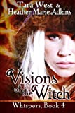 img - for Visions of the Witch (Whispers) book / textbook / text book