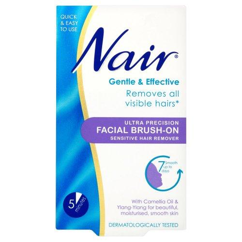 Nair brush on facial  50mls