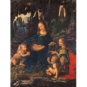 Clementoni - Virgin of the Rocks - Leonardo - 1000pc