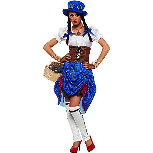 Steampunk Dorothy Adult Costume