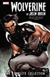img - for Wolverine by Jason Aaron: The Complete Collection Volume 1 book / textbook / text book