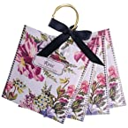Floral Scent Sachets - Set of 4