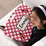 Ladybug Personalized Dry Erase Board Lap Desk