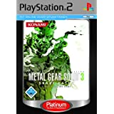 "Metal Gear Solid 3: Snake Eater [Platinum]von ""Konami Digital..."""
