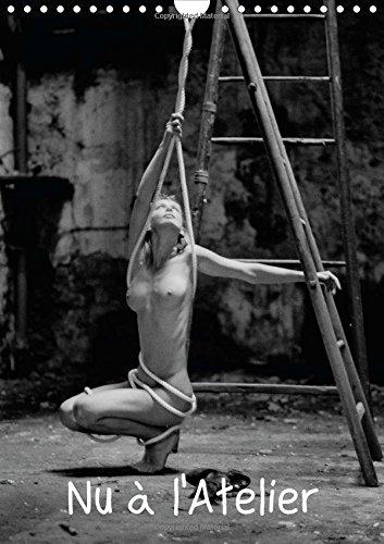 Nu a L'atelier: Photos De Nus Dans Un Ancien Atelier Desaffecte (Calvendo Art)