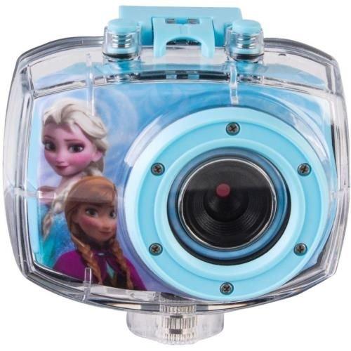 Disney Frozen Hd Action Camera for Kids - Waterproof