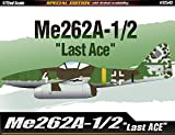 1/72 Me262A-1/2 Last Ace #12542 Academy model kits