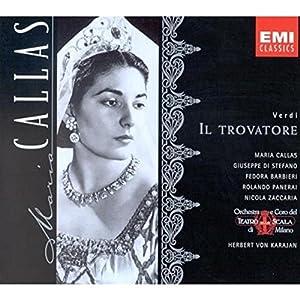 Verdi: Der Troubadour (Gesamtaufnahme (Aufnahme Mailand 1956))