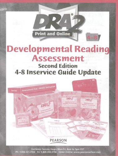 Developmental Reading Assessment, 4-8 Inservice Guide Update