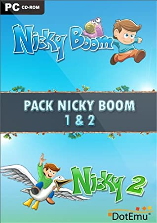 Nicky Boom 1&2 [Download]