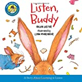 Listen, Buddy (Laugh-Along Lessons) (0544003225) by Lester, Helen