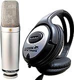 Rode NT1000 Kondensatormikrofon + Keepdrum Kopfhörer!