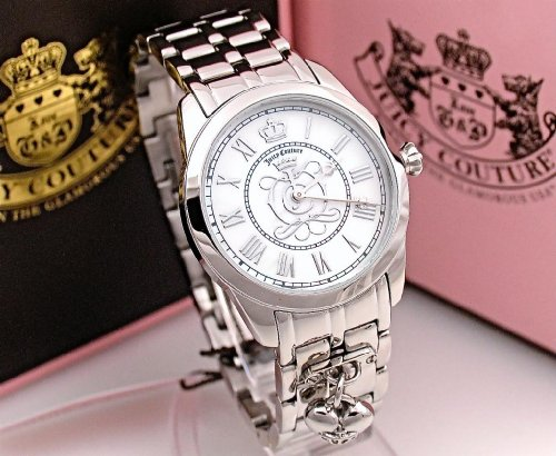 Juicy Couture TINSLEY Stainless Steel MOP Watch