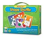 The Learning Journey Learning Journey Match It! Shape Shuffle