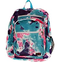 Top Trenz Tie Dye Backpack