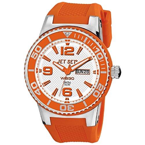 Jet Set J55454-868 - Reloj para mujeres, correa de resina