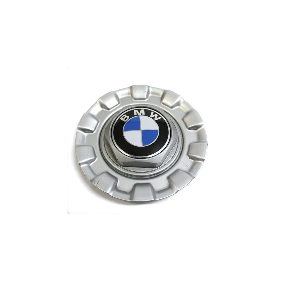 Bmw Bbs Wheel Center Cap Oem Silver 09.23.133