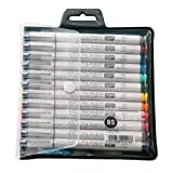 51bju2pgHHL. SL160  Copic Markers ML SP 12 BS Color Set with Replaceable Nib