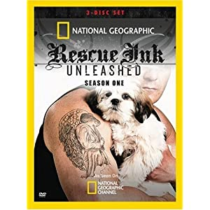 Rescue Ink Unleashed: Season One movie