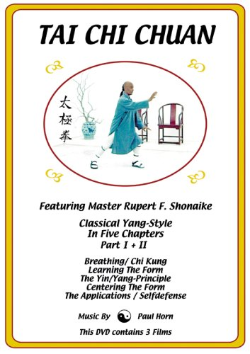 Tai Chi Chuan - Classical Yang Style In Five Chapters [DVD]