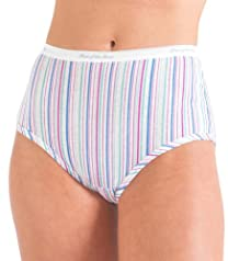Fruit of the Loom 10pk Cotton Assorted Brief