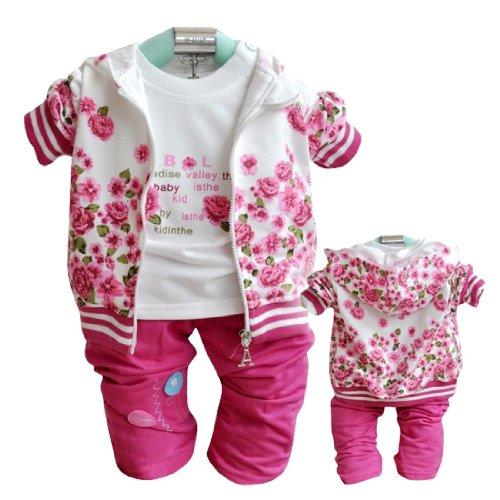 Baby Girl 1st Birthday Dress