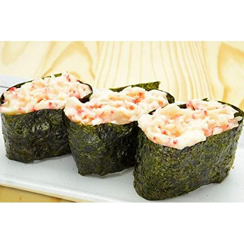 サラダ軍艦は太りやすいお寿司