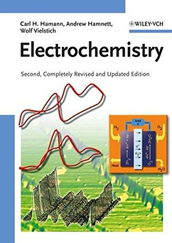 Electrochemistry, by Carl H. Hamann, Andrew Hamnett, Wolf Vielstich