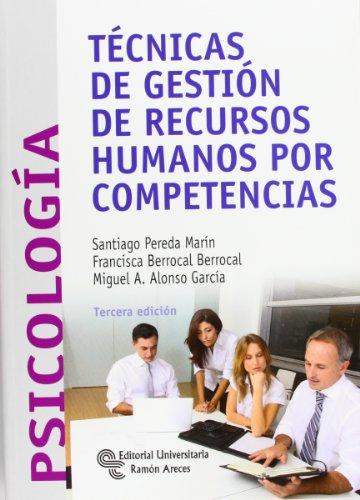 TECNICAS DE GESTION DE RECURSOS HUMANOS POR COMPETENCIAS