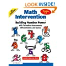 RTI Book Bundle: Math Intervention 3-5: Building Number Power with Formative Assessments, Differentiation, and Games, Grades 3-5