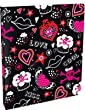 Go Stationery A4 Ring Binder Punky Love