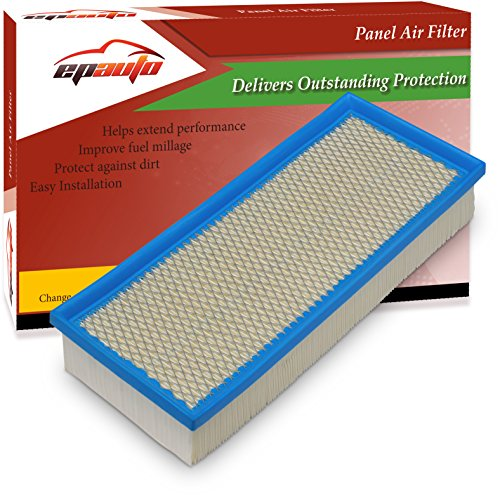 EPAuto GP349 (CA10349) Nissan Rigid Panel Engine Air Filter for Altima 4 Cylinders (2007-2013)