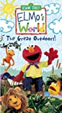 Elmos World - The Great Outdoors 2003 [VHS]