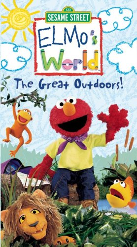 Elmo's World - The Great Outdoors 2003
