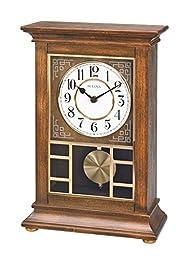 Bulova Stratford Chiming Mantel Clock
