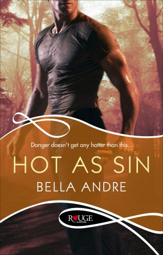 Hot as Sin (Hot Shots: Men of Fire, #2)
