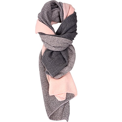 damen-der-frauen-cashmere-gefallt-herbst-winter-splicing-design-schal-wraps-stola-halstucher-rosa